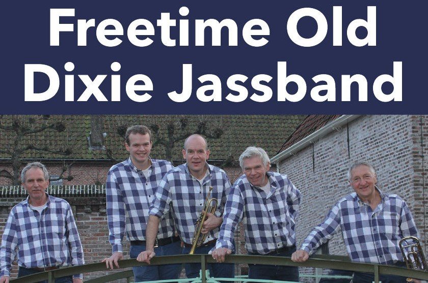 Freetime Old Dixie Jassband 1